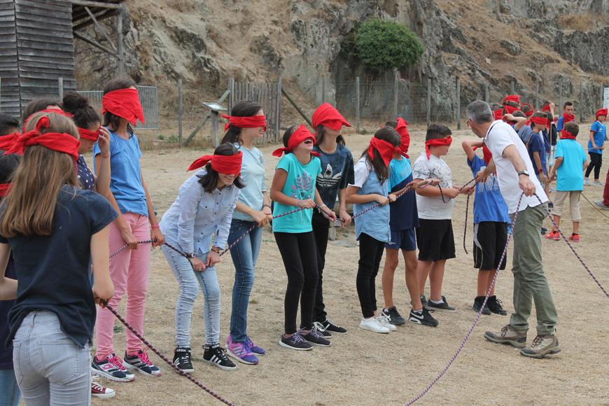 Journée d'intégration pour les élèves de 5èmes