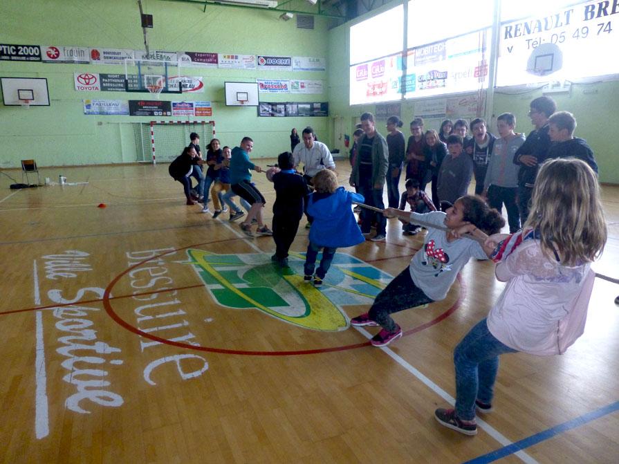 Classes tremplin – consolidation