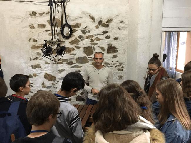 Visite en Pays Argentonnais