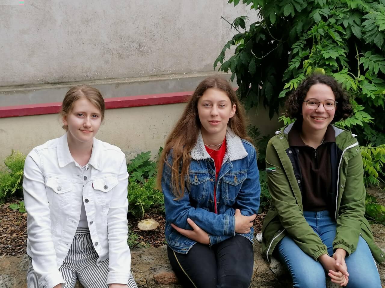 3 élèves du collège Notre-Dame sélectionnées par le champion de France d'orthographe !